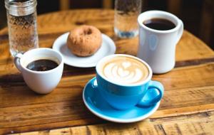 koffie na afmaken taken